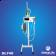 DL740 - Aparelho de anestesia inalatória com ventilação