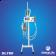 DL780 - Aparelho de anestesia inalatória com ventilação assistida/controlada e PEEP