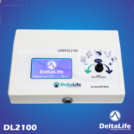 DL2100 Laser veterinário