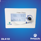 Surgical Monitor Vet DL410 with temperature