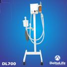 DL700 - Aparelho de anestesia com pedestal sem ventilação - Veterinário