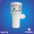 Apnea Monitor Puff Pet DL710 Vet