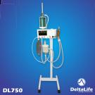 DL750 - Aparelho de Anestesia Inalatória com Ventilação Móvel - Veterinário
