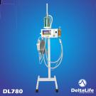DL780 - Aparelho de anestesia inalatória com ventilação assistida/controlada e PEEP - Veterinário
