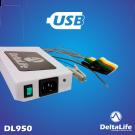 DL950 - Monitor Multiparamétrico USB Vet