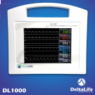 DL1000 - Monitor multiparamétrico touch screen VET