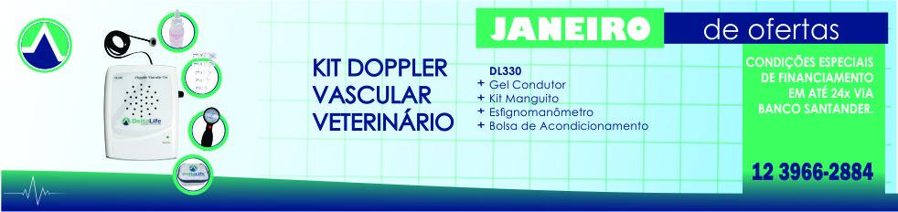 Doppler Vascular Veterinário